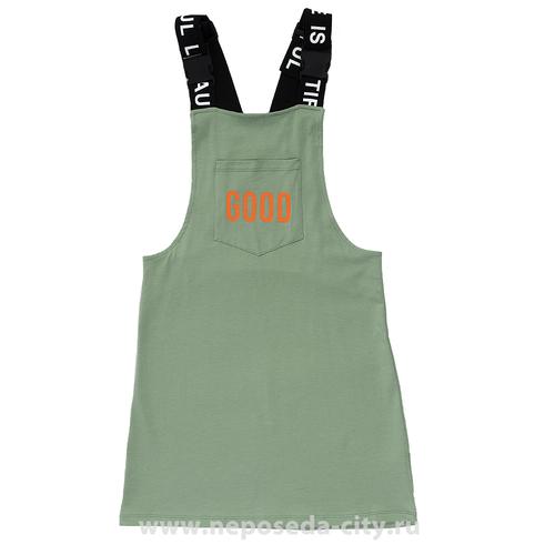 """Сарафан + футболка, 128-176 """"Teto"""""""